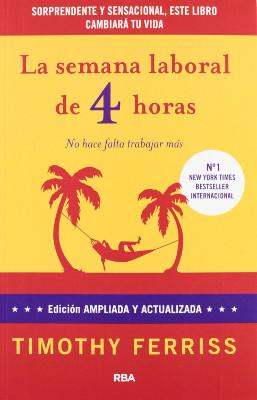 Libros recomendados de timothy ferriss portada